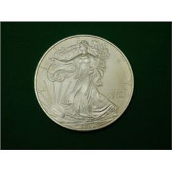 Walking Liberty American Silver Eagle Bullion 1 ounce 999 Pure Silver Random Dates