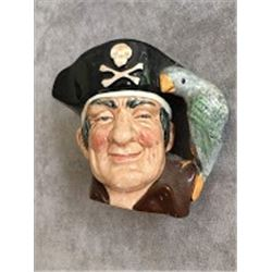 Toby Mug Vintage Pirate