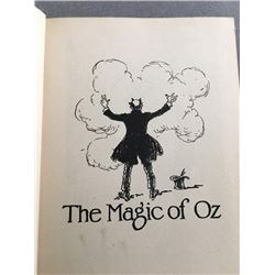 The Magic of Oz Early Edition