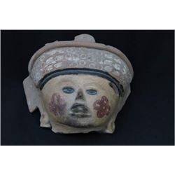 Pre Columbian Pottery Authenticated with Provenance