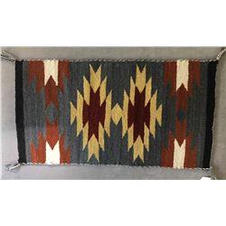 Native American Textile Four Corners Weaving