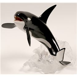 Sculpture, The Killer Whale   (105733)