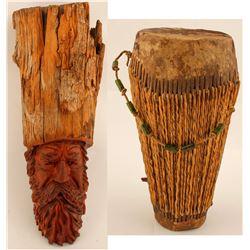 Folk Art Pieces   (77859)