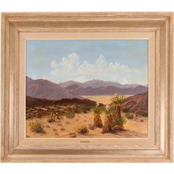 Golden Day Oil Painting Original Signed by Jean Crowl   (106021)