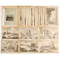 Rome: Original Prints from Piranesi, 1807   (63512)