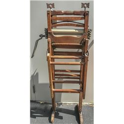 Antique Washing Wringer     (61178)