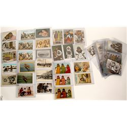Native American photos and Postcards from Alaska   (91448)