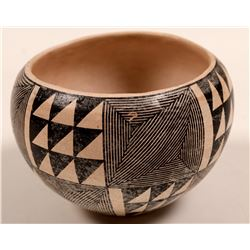 Indian Pottery Signed by Sarah Carcia from N.Mexico   (105322)
