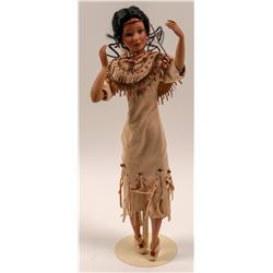 "Doll ""Laughing Waters"" Contemporary   (105990)"
