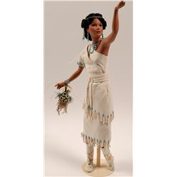 Doll (Native American) Contemporary   (106232)