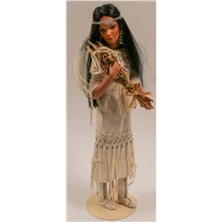 Doll (Native American) Contemporary   (105739)