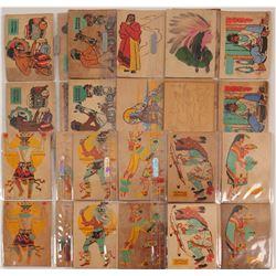 Humorous Indian postcards   (105106)