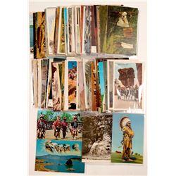 Native American Postcard Collection   (104628)