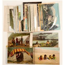 Northwest Indian Postcards   (100469)
