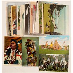 Plateau Indians   (100477)