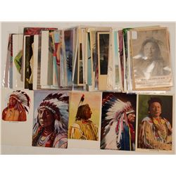 Sioux Indian Chiefs / Warriors   (100433)
