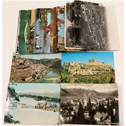 Post Cards / Foreign / 24 Items.   (105378)