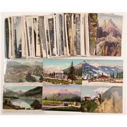 Austria Postcards   (105214)