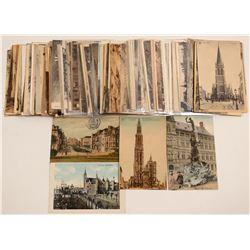 Belgium Postcards   (105141)