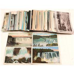 Niagara Falls Postcards   (91395)