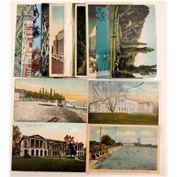 Toronto Cananda Postcards   (91391)