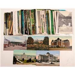 Victoria, Canada Postcards   (91394)