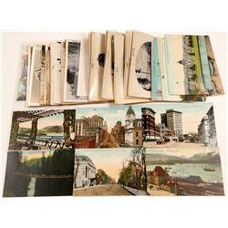 Canada Postcards   (105437)