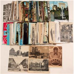 Paris, France Postcards   (105139)