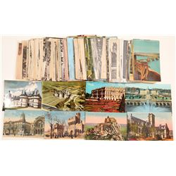 French Chateau and Castle Postcards   (105134)