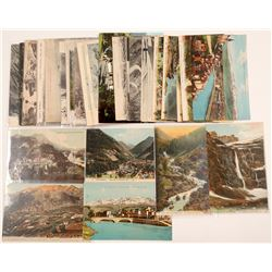 Mountains of France Postcards   (105132)