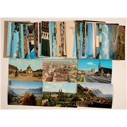 German States & Old Towns (Postcards)   (105304)