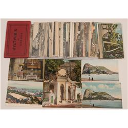 Gibraltar Postcards   (105142)