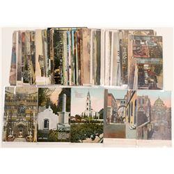 Israel/Palestine Postcards   (105215)