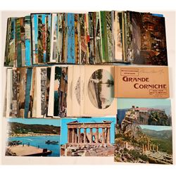 Italy & Greece Postcards   (105305)