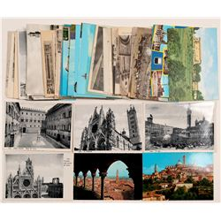 Italy Postcards    (91374)