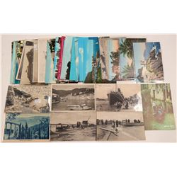 Various RPC' & Postcards, Aquatic   (91368)