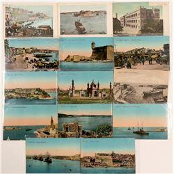Malta Postcards   (105216)