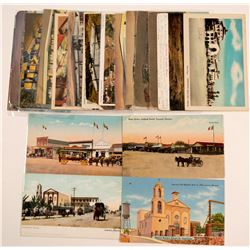 Mexico Postcards   (105357)