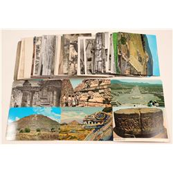 Mexican Ruins Postcards   (105420)