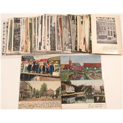 Netherlands Postcards   (105147)