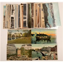 Sweden Postcards   (105143)