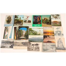 China, Nepal, India, Greece Postcards   (105235)