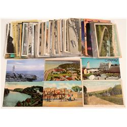 Foreign Postcards   (105439)