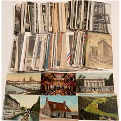 Foreign Postcards (Assorted)   (105326)
