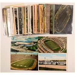 Baseball and Football Postcards   (104979)