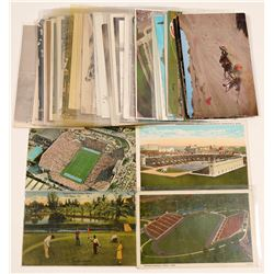Sports Related Postcards   (105427)