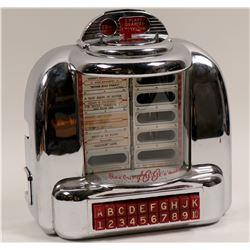 Diner Juke Box Selector   (105471)