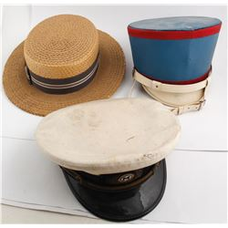 Hats from Music Business   (64443)