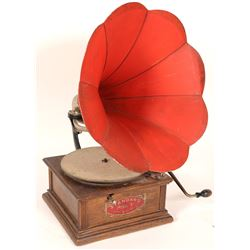 Standard Talking Machine Model A Phonograph   (105466)