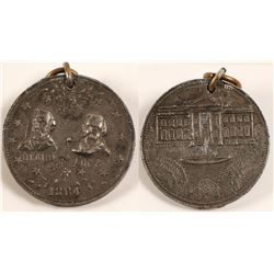 Blaine and Logan Medal   (86407)